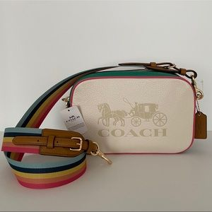 Coach Jes Crossbody Colorblock